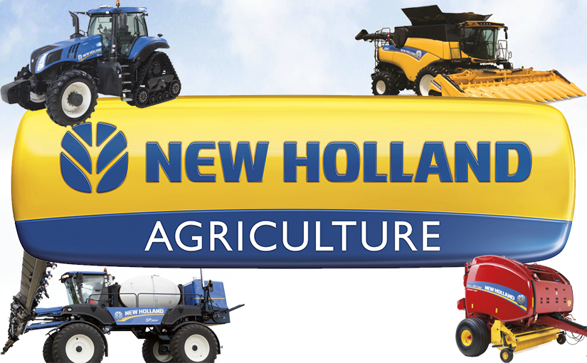 New Holland Rochester Home