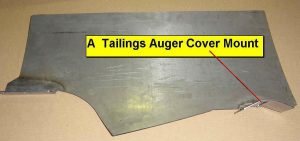 Right Seal Surface Tailings Cover Mount