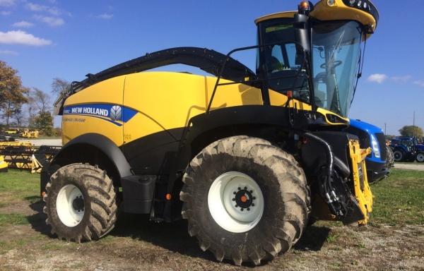 New Holland FR480