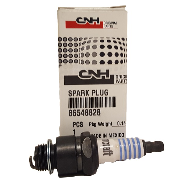 New Holland spark plug 86548828