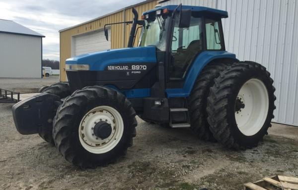 New Holland 8970