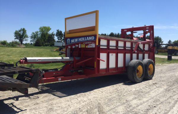 New Holland Hydrabox 550V
